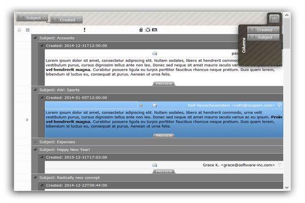 Qt商业化DataGrid组件QtitanDataGrid发布v6.2.0|新列布局