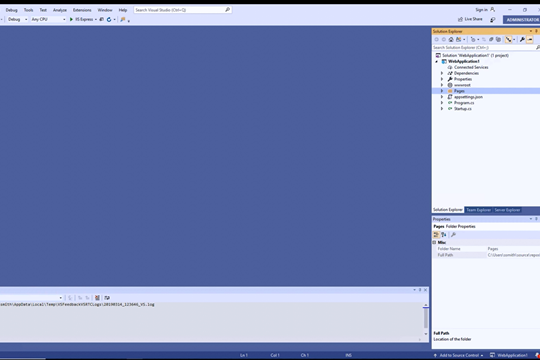Visual Studio教程:使用Entity Framework处理数据