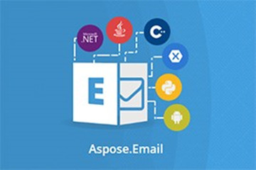 电子邮件处理控件Aspose.Email for .NET v19.10全新上线!修复多项Bug