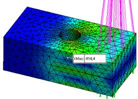 (2020版)SolidWorks Simulation中螺栓连接器的分布式耦合