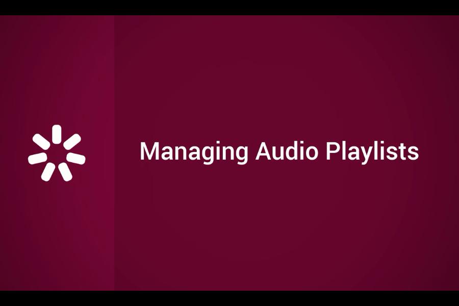 iSpring Suite 视频教程:如何管理音频播放列表