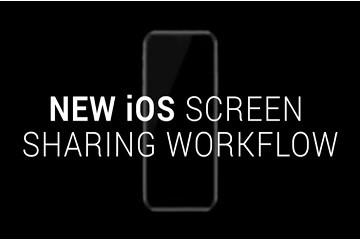 远程桌面工具TeamViewer教程:共享iPad/iPhone 的屏幕