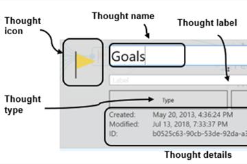 思维导图工具TheBrain基础实操教程——改变思想的性质
