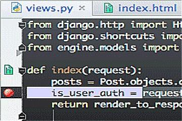 Pycharm IDE设置系列教程(十七):配置范围和文件颜色