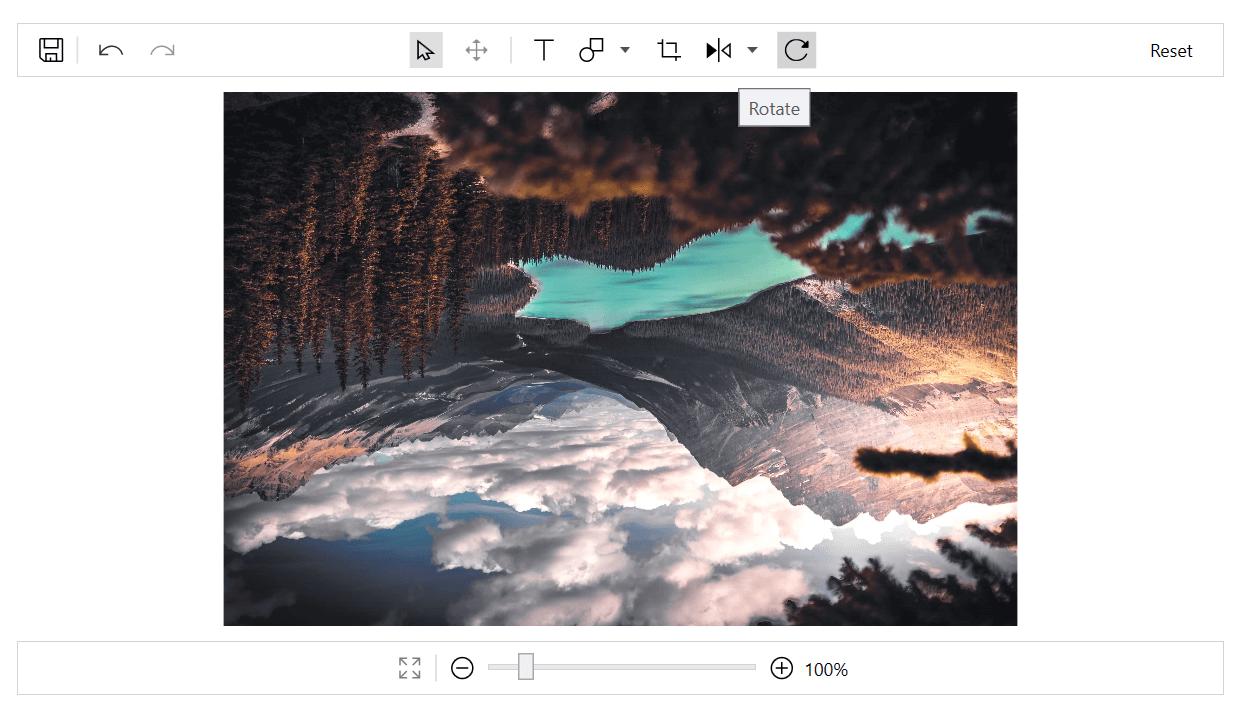 Essential Studio for WPF引入图像编辑器,实现程序内部编辑图像的要求