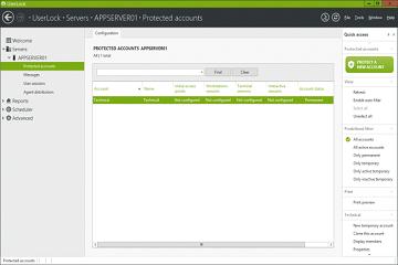 Windows网络守门人UserLock教程:保护新的Active Directory帐户