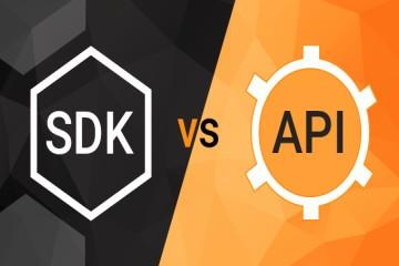 SDK和API有什么区别?以及认识Dynamsoft SDK产品!