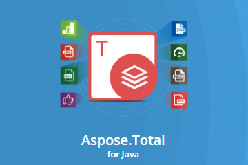Aspose.Total for Java 2019.3试用下载
