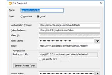 数据映射工具Altova MapForce 2020版本发布,可调用需OAuth 2.0授权的Web服务