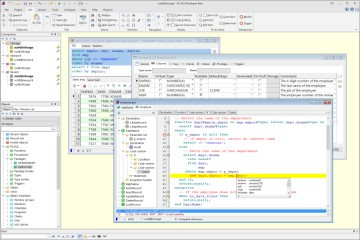 PL/SQL Developer使用教程:PL/SQL入门知识(一)