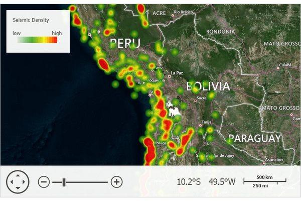 DevExpress Winforms v19.2发布:Map、Pivot Grid及Range控件功能增强