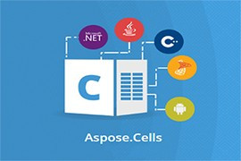 Aspose.Cells for .NET v19.11试用下载