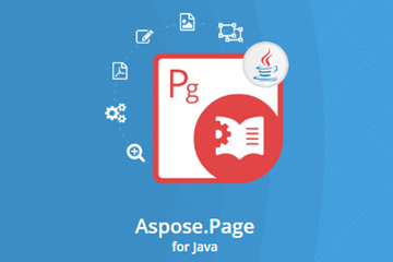 Aspose.Page for Java v19.11试用下载