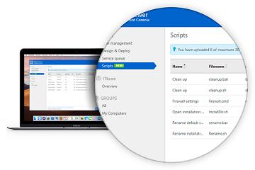 TeamViewer 14的一键式脚本的执行和访问