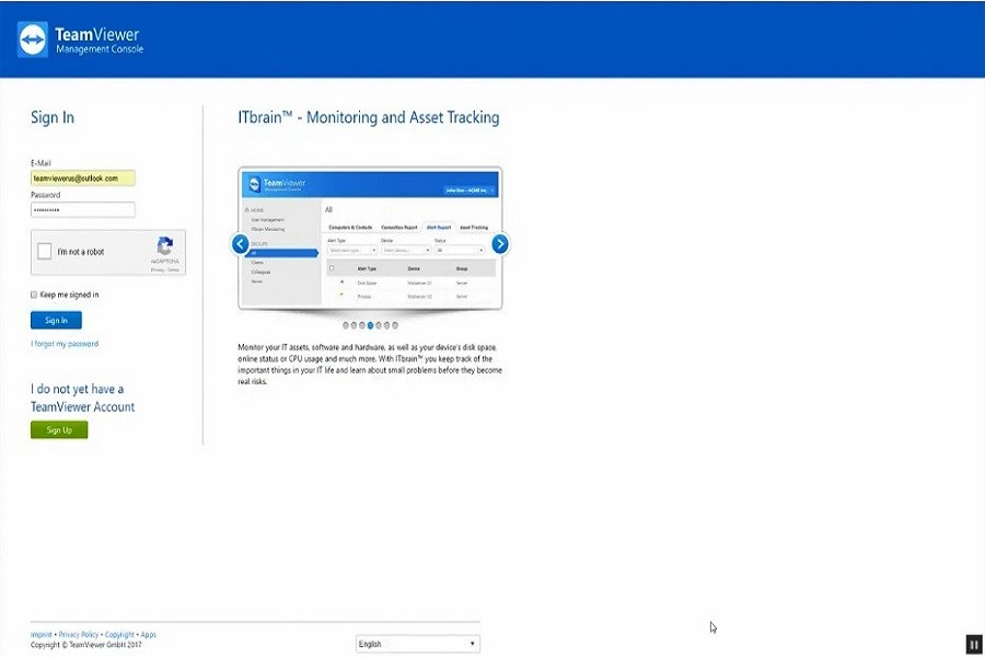TeamViewer视频教程:如何从自定义模块下载MSI?