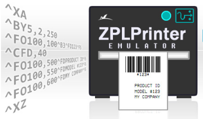 ZPLPrinter Emulator SDK for .NET
