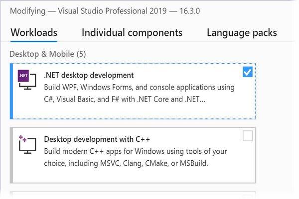 DevExpress WPF 使用教程:创建.NET Core 3应用程序