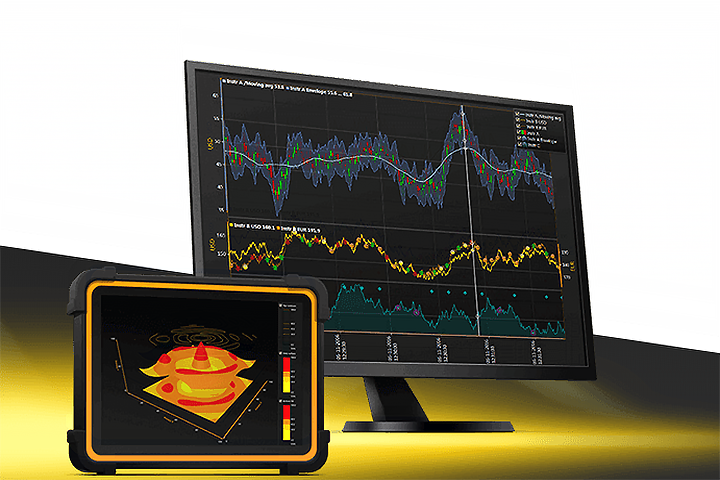 .NET和Web的高性能图表控件—LightningChart2019年改版升级来袭!