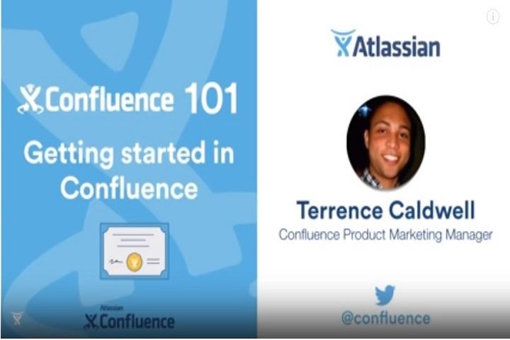Confluence 101:Confluence入门-网络研讨会
