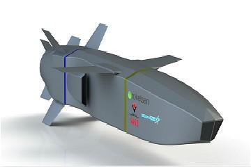 【模型】用SolidWorks画一个防空导弹(SOM-J),厉害了!