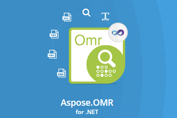 Aspose.OMR for .NET授权购买