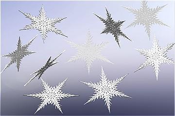 使用SOLIDWORKS中所有可用的特征模式设计雪花,你能做到吗?