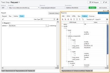 SoapUI Pro教程:Microsoft SQL数据库作为数据源(十)在请求中插入数据