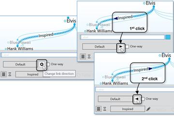 思维导图工具TheBrain基础实操教程——设置链接方向性