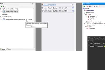 跨平台移动开发框架Altova MobileTogether更新,新增控制模板和Placeholder控件(上)