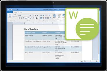 Aspose.Words for .NET图表教程——创建四种OOXML图表