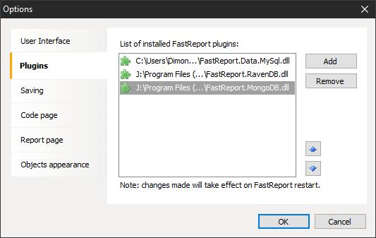 如何从FastReport.Net报表连接到MongoDB数据库