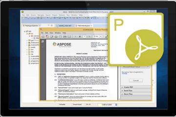 Aspose.Total预览: aspose.PDF