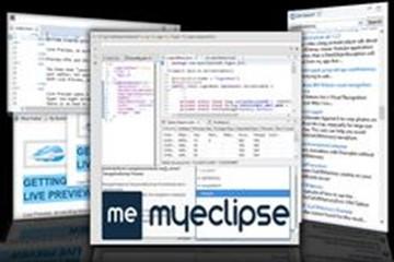 MyEclipse示例:Web片段