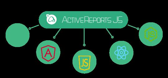 新产品上线!轻量级Web报表工具ActiveReportsJS一次设计,到处运行