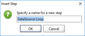 SoapUI Pro教程:Microsoft SQL数据库作为数据源(十一)添加数据源循环