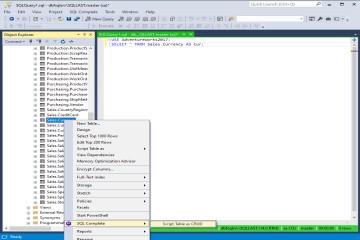如何使用dbForge SQL Complete生成和使用CRUD存储过程
