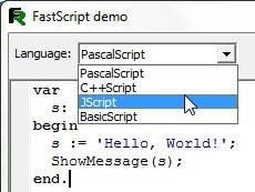 FastScript 2019