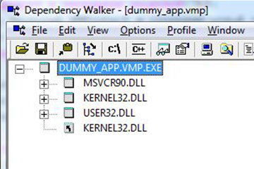 将VMProtect集成到应用程序教程之实模式(二):启动受保护的产品