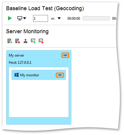 LoadUI Pro入门教程:测试运行期间监视服务器