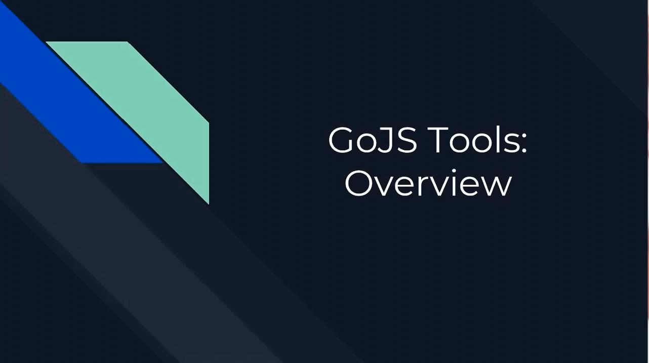 GoJS工具(二):概述