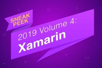 新功能抢先看!Essential Studio for Xamarin 新版本2019 V4 即将发布!