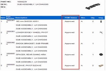 如何在SOLIDWORKS管理报告中显示SOLIDWORKS PDM工作流程状态
