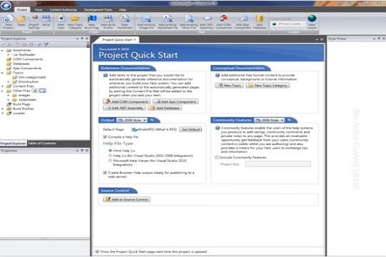 Document! X系列教程:Microsoft帮助查看器中的自定义主题位置