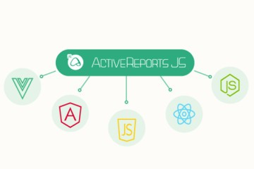 纯前端报表控件 ActiveReportsJS焕新登场,与ActiveReports优势互补