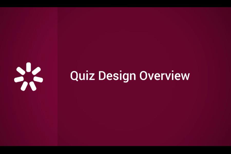 iSpring Suite 视频教程:如何定制在线测试的设计