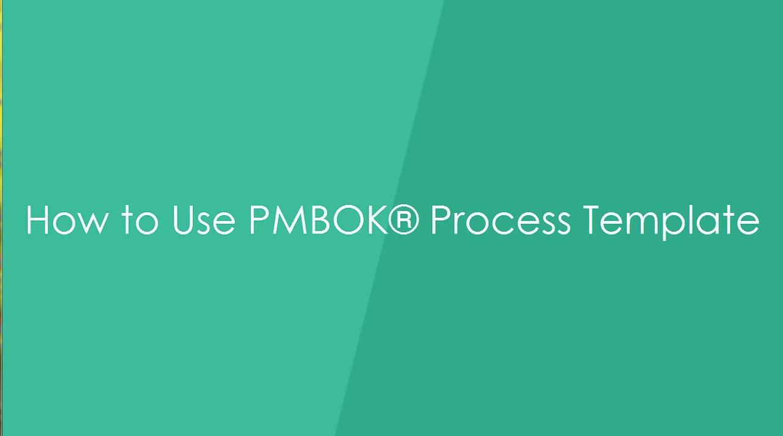 Visual Paradigm视频教程:使用PMBOK工具