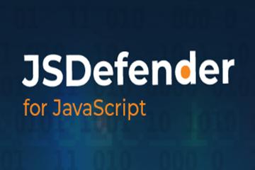 JavaScript开发者福音!JSDefender 1.0来临!四大特性强效保护JavaScript代码免受侵害!
