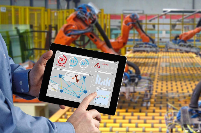 工厂生产线可视化看板,帮助管理者快速定位生产瓶颈