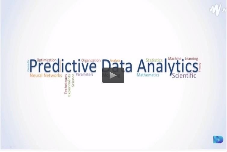 预测数据分析