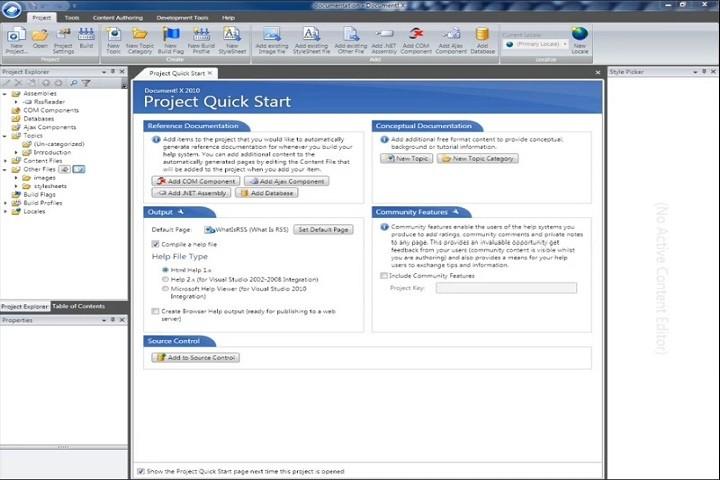 Document! X系列教程:使用构建配置文件创建多个输出